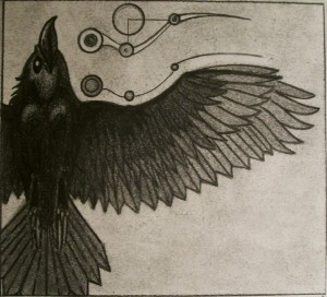 Crow by Joseph Grady Copyright @2013 Joseph Grady