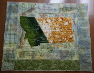 Montana, the next Great Place Quilt