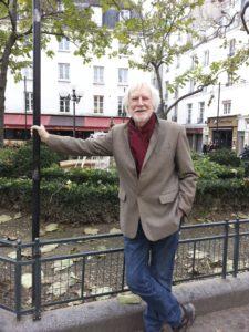 David Burke, Literary Detective
