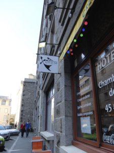 le pie qui boit street side DSCF0716