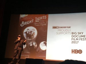 Bright Lights Q&A with son/brother Todd Fisher